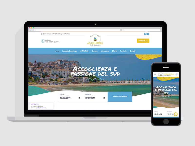 Apulia Hotels – Rodi Garganico